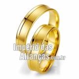 Alianças de casamento de...